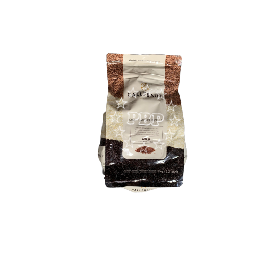VERMICELLE CHOCOLAT LAIT CALLEBAUT 1KG