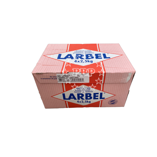 SAINDOUX LARBEL WOUTERS 4X2.5KG