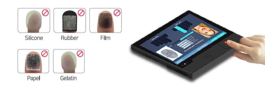 Live Finger Detection Technology