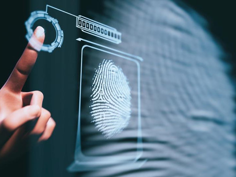 The Application of Biometric Authentication  Technology