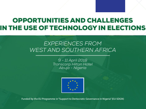 Opportunities and Challenges in the Use of Technology in Elections