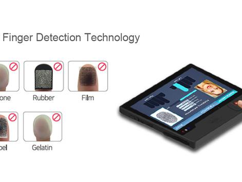 Live Finger Detection Technology to Crack Fake Fingerprint