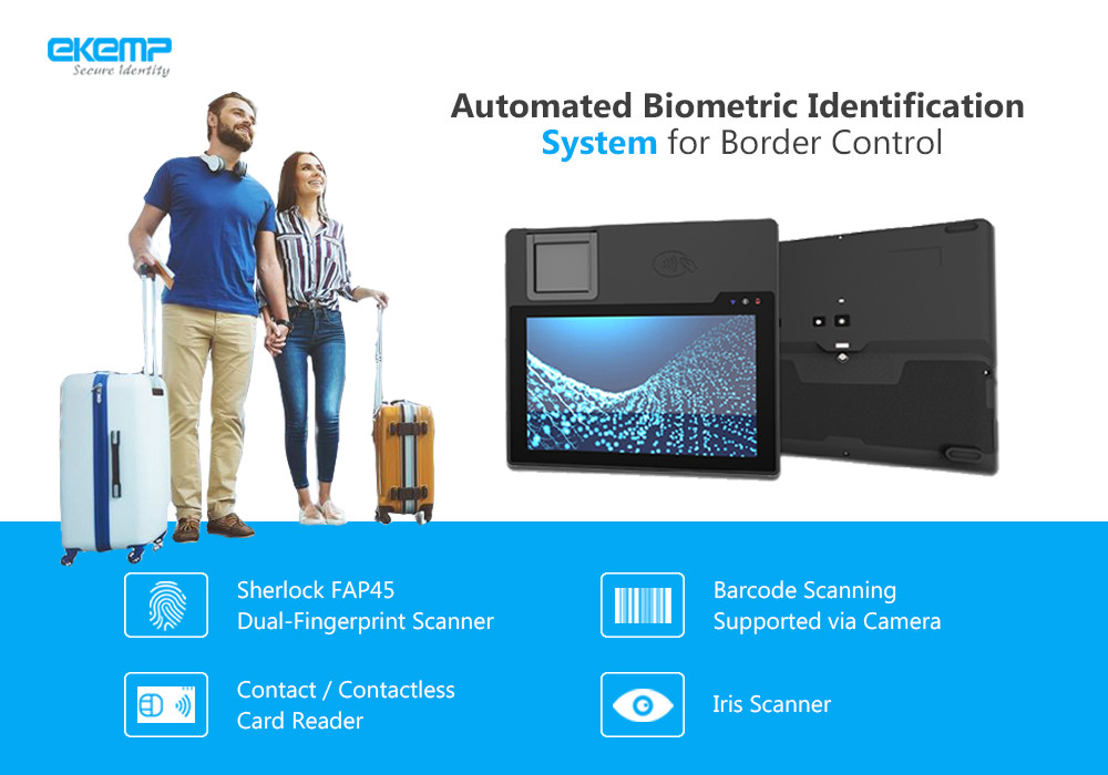 ABIS automatic biometric system