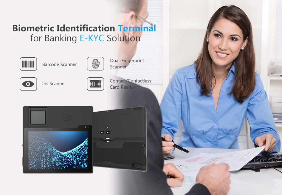 biometric identification terminal