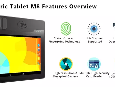 The Differences Between Biometric Fingerprint Tablet and Ordinary Tablet