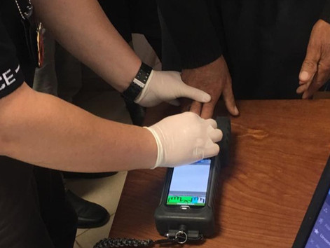 Automated Fingerprint Identification System in Law Enforcement