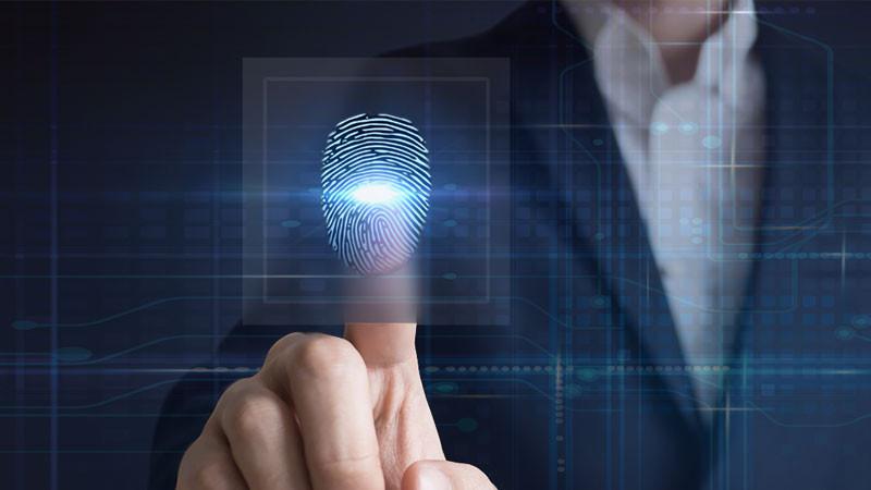 Optical Fingerprint Recognition
