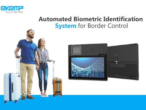 ABIS Automated Biometric Identification System for Border Control