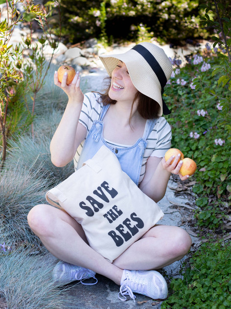 Save the Bees - Alysa Perry