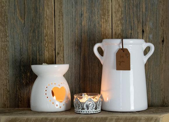 Ceramic Wax Burner