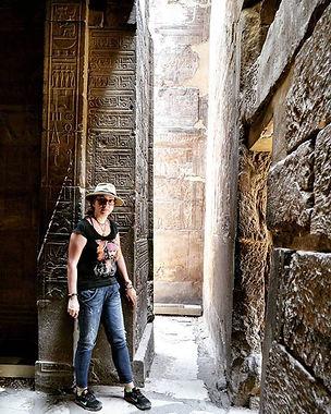 mısır luxor tapınağı