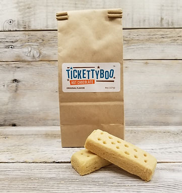 Tickettyboo Original Flavor Hot Chocolate