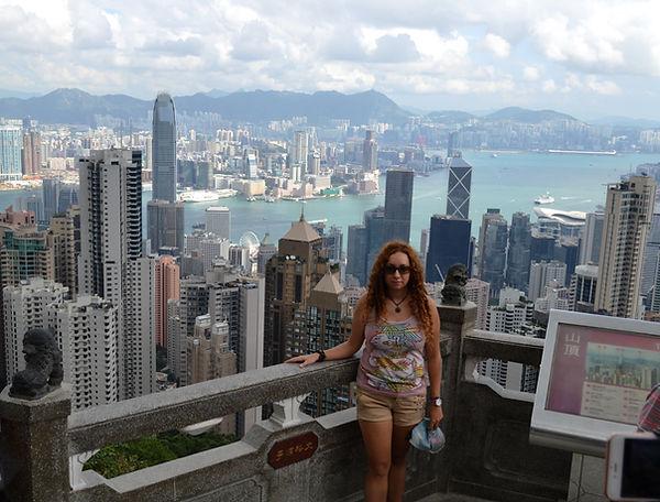 Hong Kong Victoria Tepesi