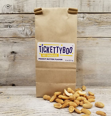 Tickettyboo Peanut Butter Flavor