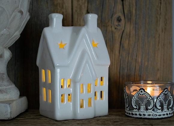 LED Light up House Ornament