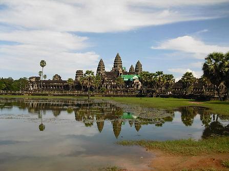 kaboçya angkor wat tapınağı
