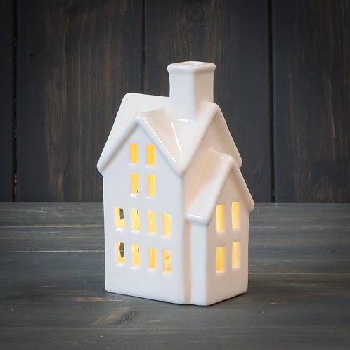 LED Light up House