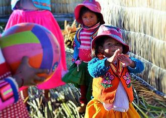 peru uros yerlileri
