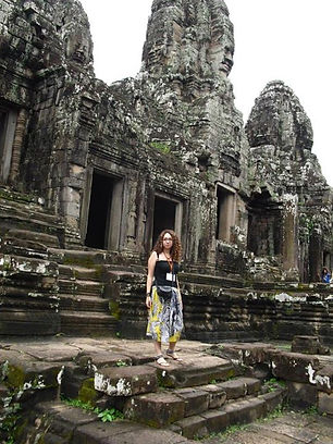 Angkor Wat (Kamboçya) | Gezgin Hemşire