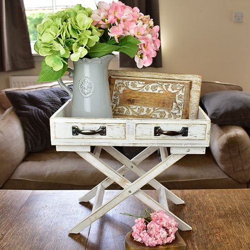 Modern Country Style Tray Stand