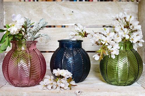 Glass Bowl Vase