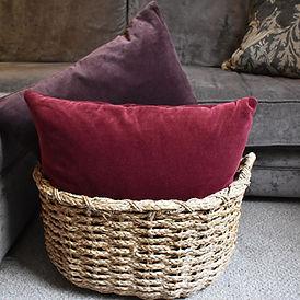 Vibrant Cushions