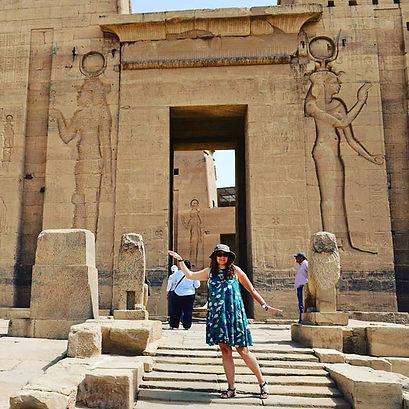 mısır philae tapınağı