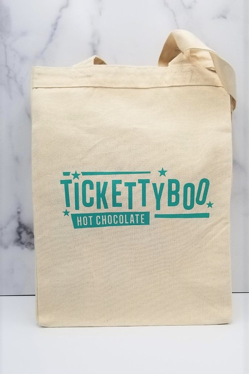 Tickettyboo Canvas Tote