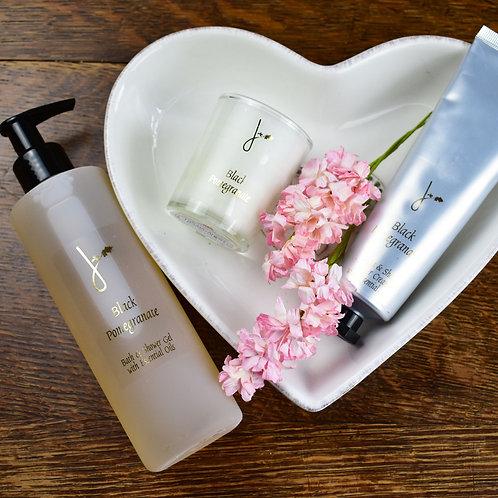 Hand Cream With Essential Oils