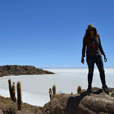 bolivya uyuni tuz gölü