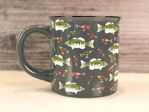 Gone Fishing Mug