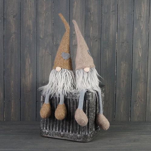 Large Fabric Gnome