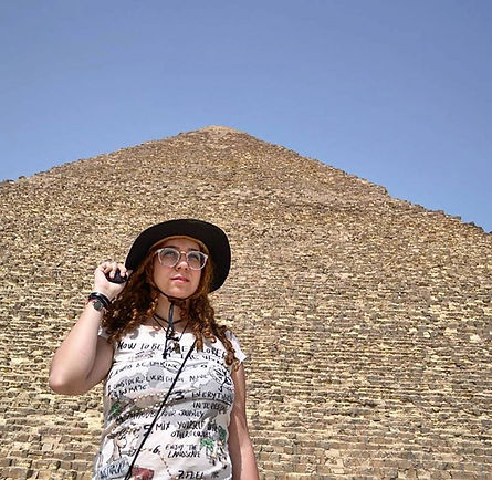 mısır kahire giza piramidi