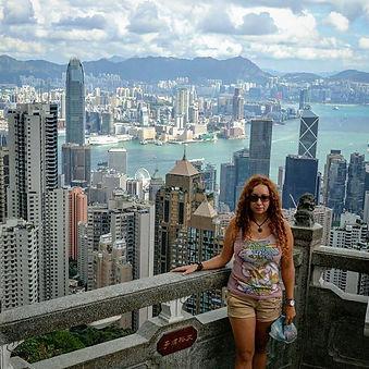 hongkong viktorya tepesi
