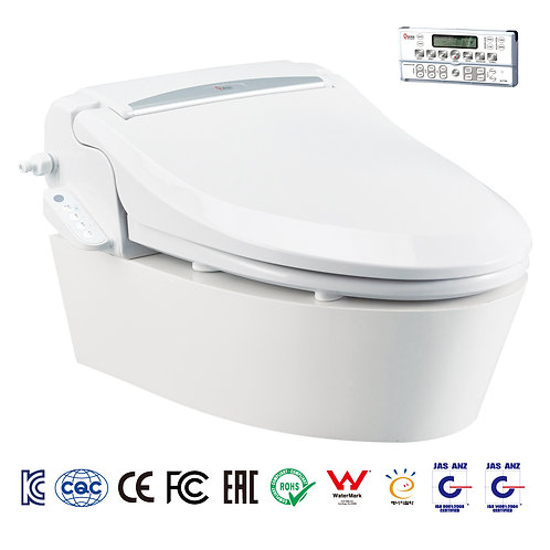 SMART BIDET TOILET SEAT - Quoss  Q7700