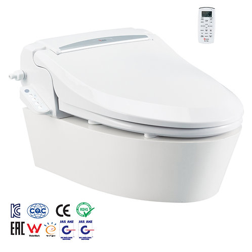 SMART BIDET TOILET SEAT - Quoss Q7100