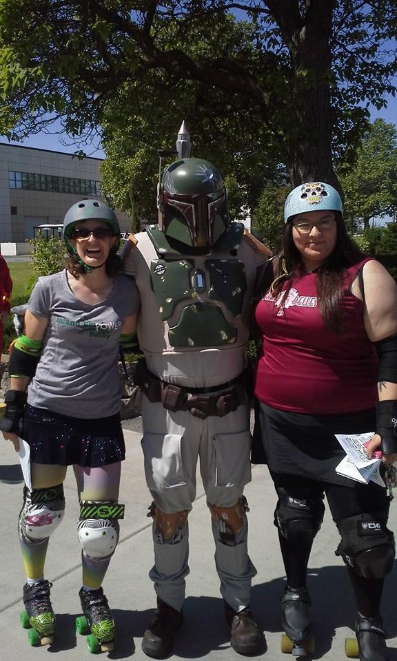 Spokane Comicon 2014