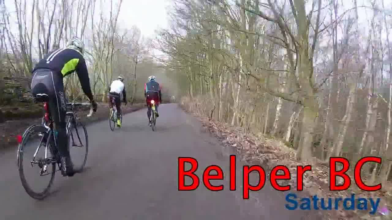 Saturday with Belper BC