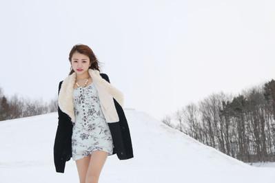 モデル|CHII|北海道
