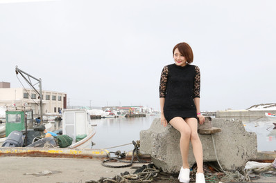 モデル|HARUNA|北海道
