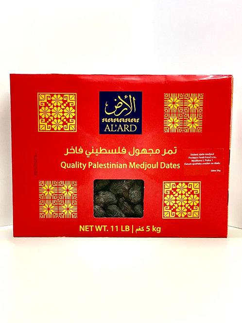 Alard Jumbo Quality Palestinian Medjoul Dates 5kg