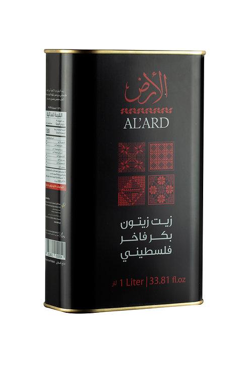 Alard Premium Palestinian Extra Virgin Olive Oil 1l