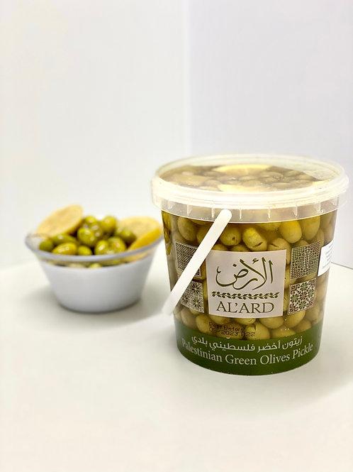 Alard Palestinian Green Olives Pickle 16,30kg