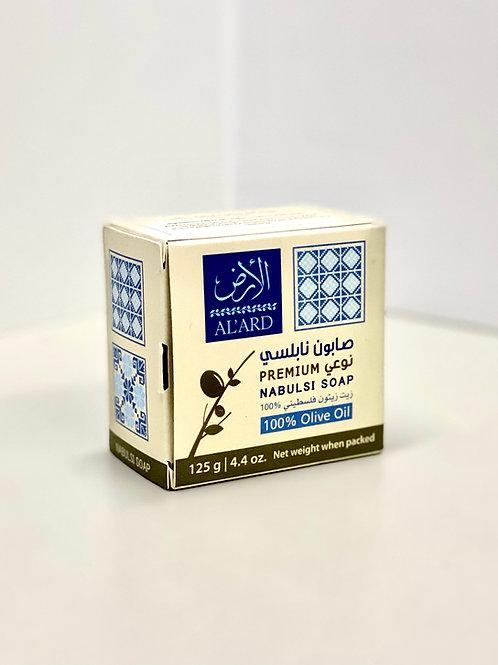 Alard Premium Nabulsi Soap 125g
