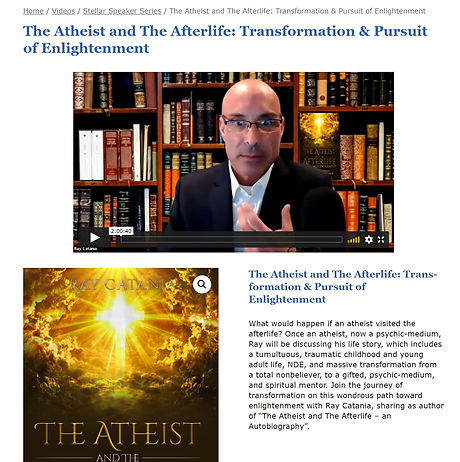 screen shot of ray catania the atheist and afterlife video live.jpg