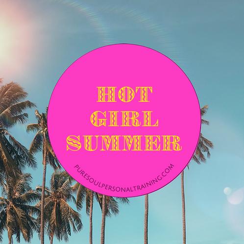 HOT GIRL SUMMER Tea