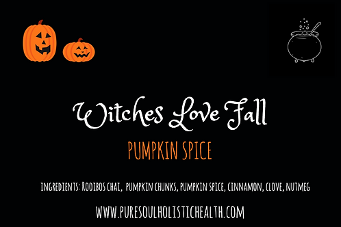 WitchesLoveFall - Pumpkin Spice