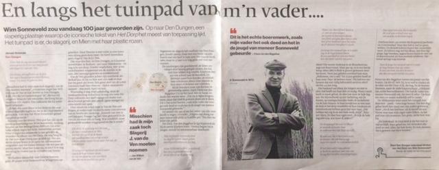 Wim Sonneveld Den Dungen