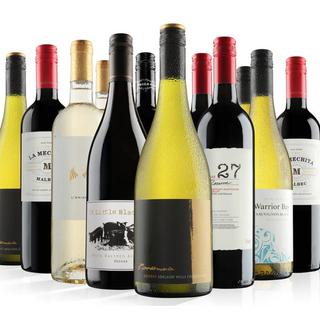 (#018) Wines Luxury Dozen