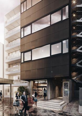 BUILDING T Renovation | RENOVERU